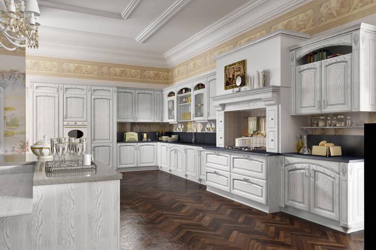 Kitchen by home cucine