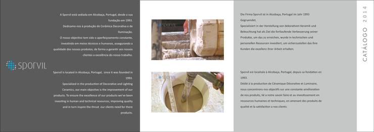 CATÁLOGO 2014: Casa  por Sporvil Lda