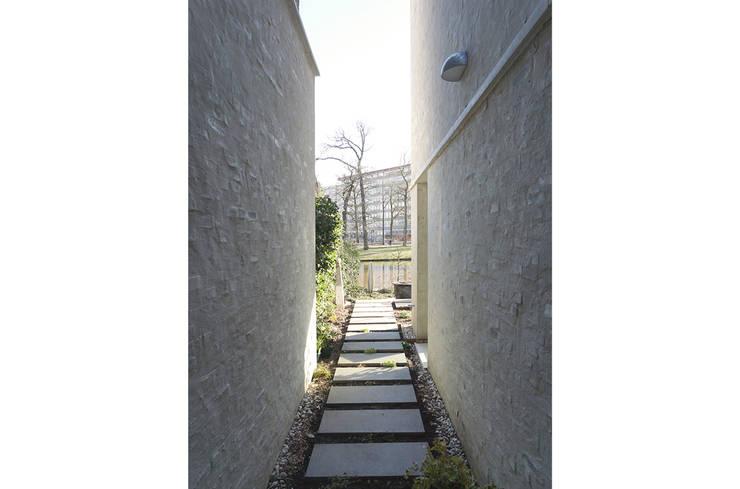 steeg:  Huizen door Tim Versteegh Architect