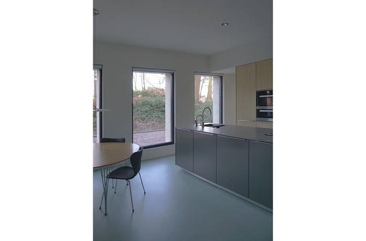 keuken:  Keuken door Tim Versteegh Architect