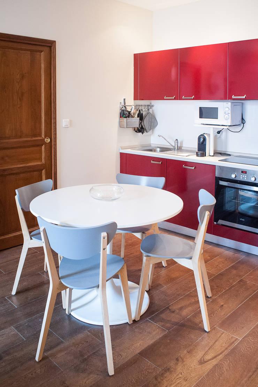 Home Staging – Cannes: Cuisine de style  par B.Inside