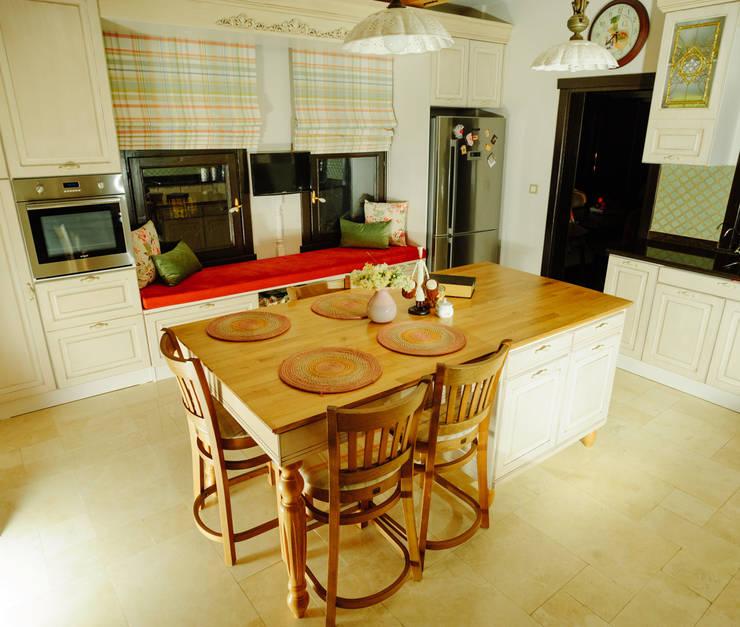 ห้องครัว by Bilgece Tasarım
