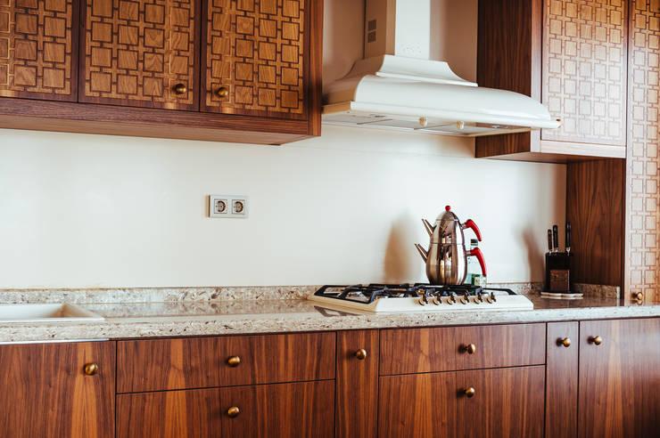 Bilgece Tasarım – Mekan Tasarımı:  tarz Mutfak