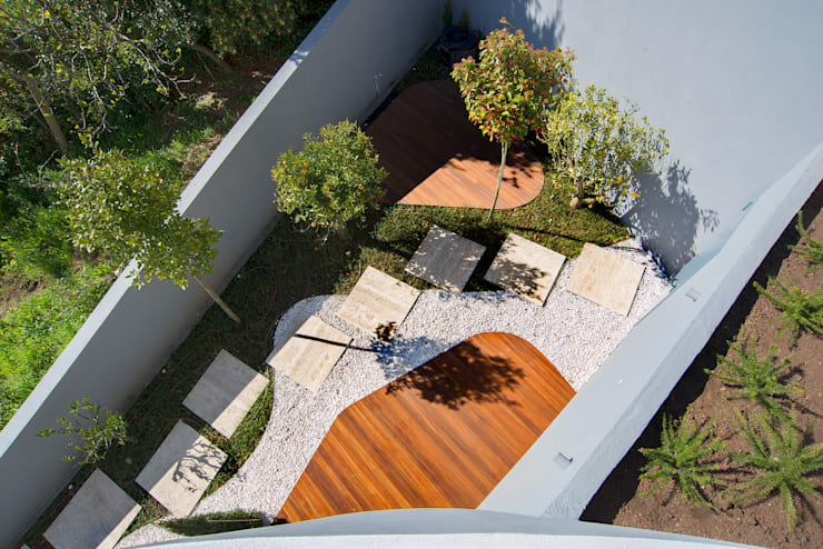 Projekty,  Ogród zaprojektowane przez GRAU.ZERO Arquitectura