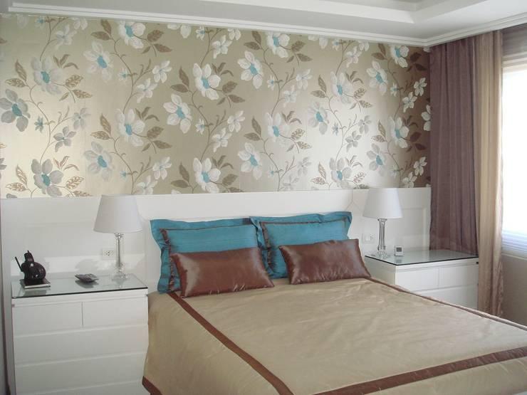 Chambre de style  par Débora Noronha Arquitetura