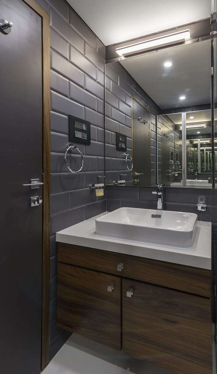 Residential—Marine Drive: modern  by Nitido Interior design,Modern Wood Wood effect