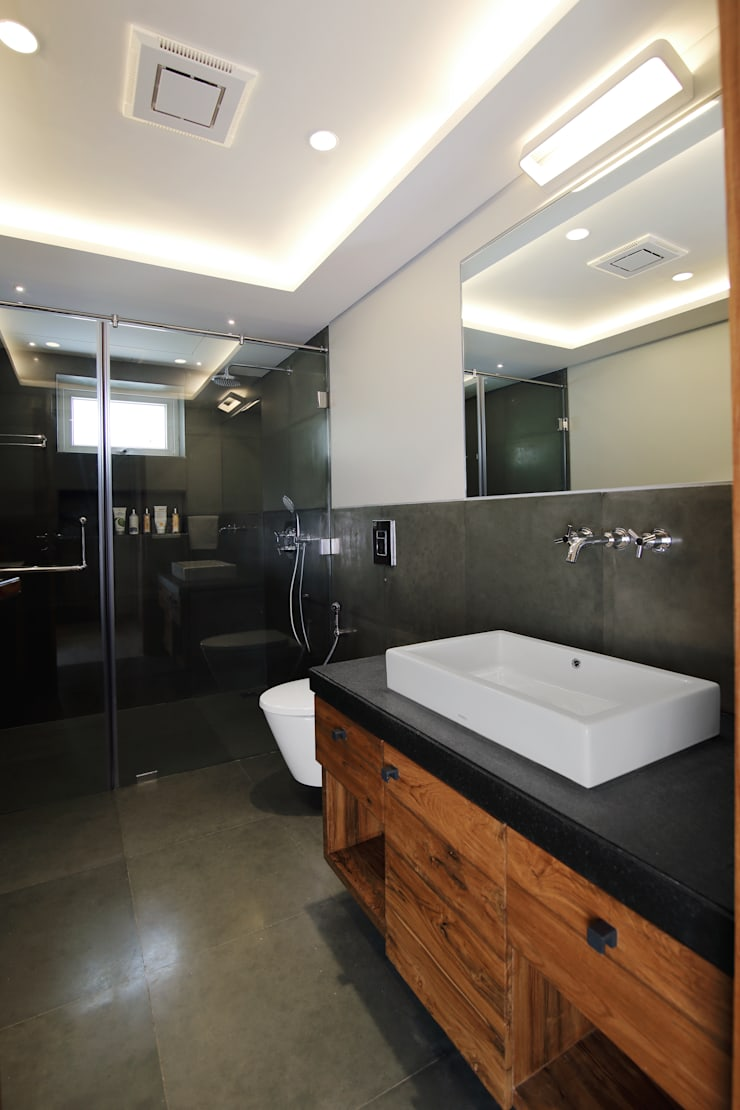 Residential—Napeansea Rd:  Bathroom by Nitido Interior design