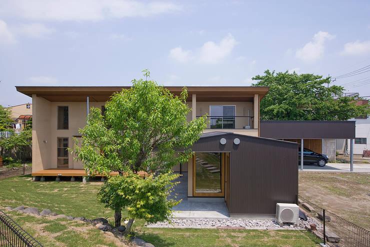 岩神の家: ATELIER Nが手掛けた家です。