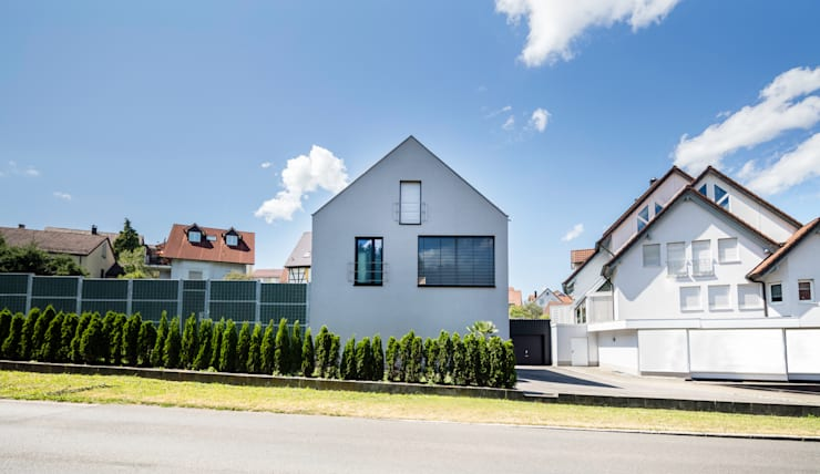 Houses by Schiller Architektur BDA