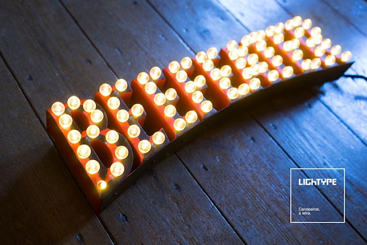 MINI BEEFEATER LIGHT: Arte  por LIGHTYPE