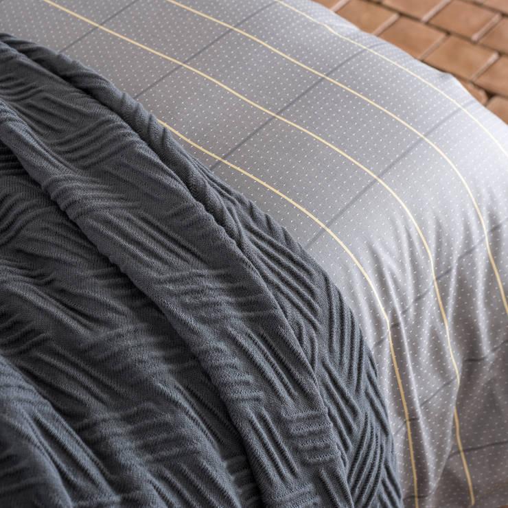 Camouflage - Roupa de cama 100% algodão Egipto penteado | Manta: Quarto  por Home Concept