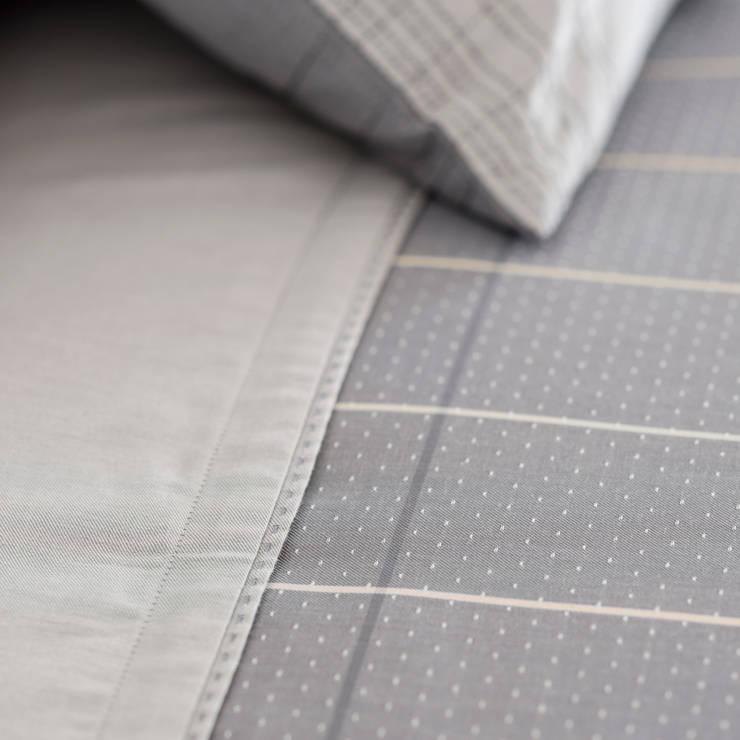 Camouflage - Roupa de cama 100% algodão Egipto penteado: Quarto  por Home Concept