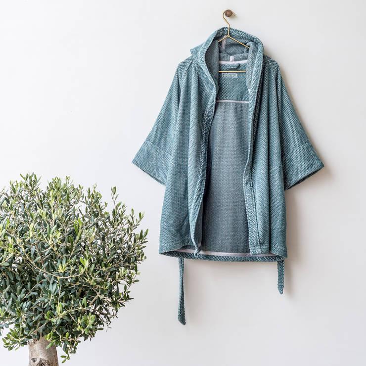 Deep Night - Robe 100% Algodão: Quarto  por Home Concept