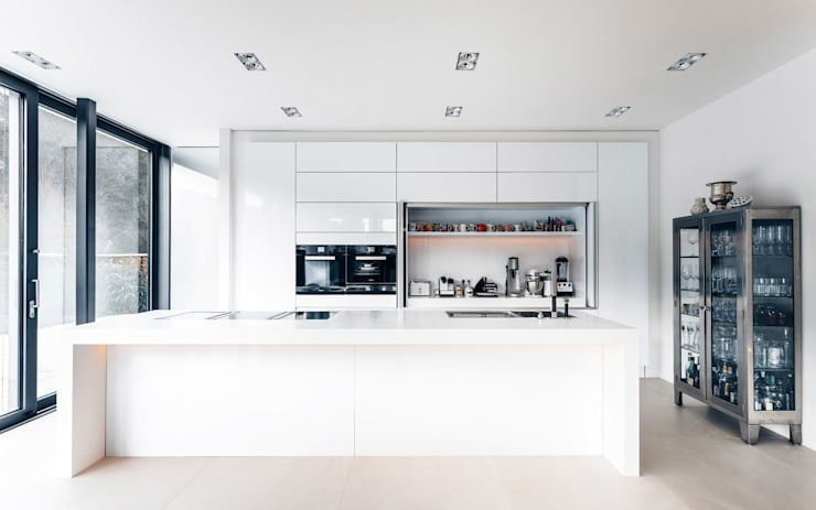Kitchen by Skandella Architektur Innenarchitektur