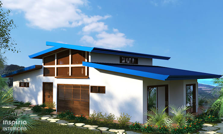Ocean View House Design Costa Rica By Inspiria Interiors Homify