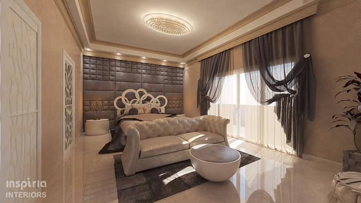 Bedroom by Inspiria Interiors, Modern