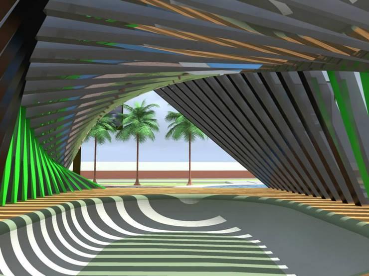 vista interna 2:  de estilo  por ARCHI DESIGN IBAGUE
