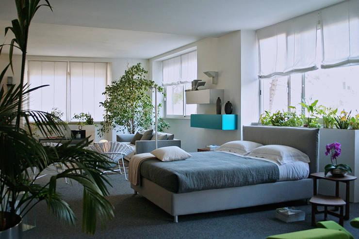 Bedroom by Arch. Vittoria Ribighini