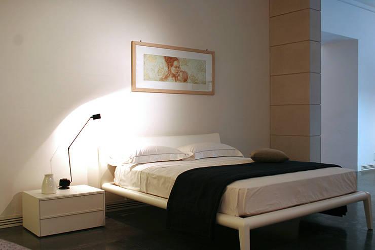 Arch. Vittoria Ribighini의  침실