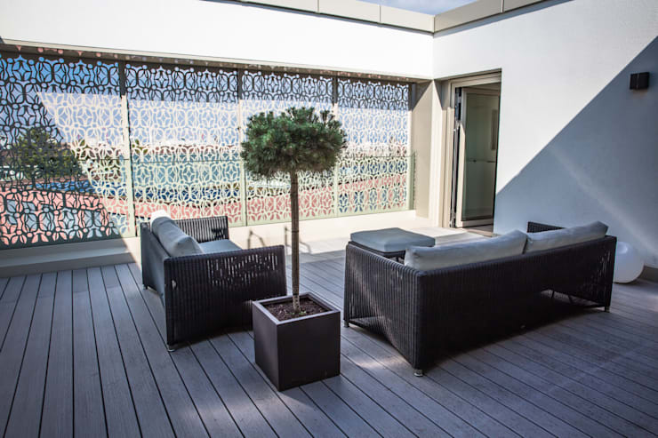 """The Passage Basel hotel """"the passage"""", basel (ch)timbertech® 