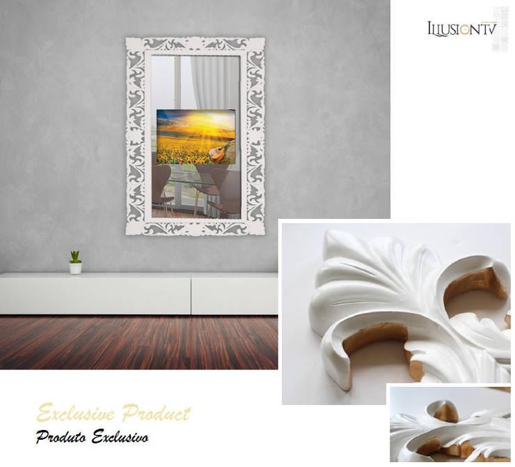 IllusionTV Exclusive product: Casa  por Glassinnovation - Glass'IN