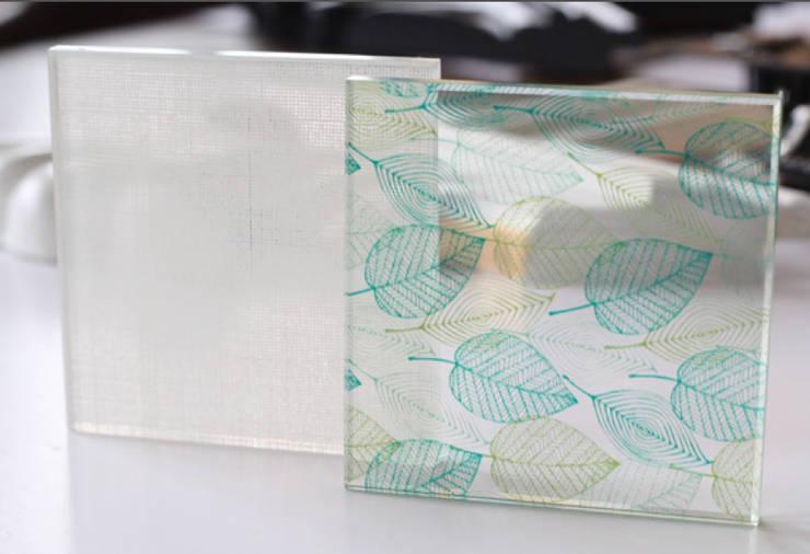 Impressão digital em vidro :   por Glassinnovation - Glass'IN