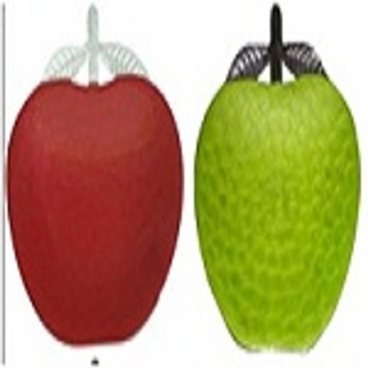 Alu. Apple Dish: asian  by Alyth Creations,Asian