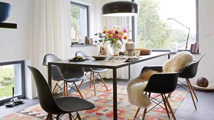 Dining room by SchwörerHaus