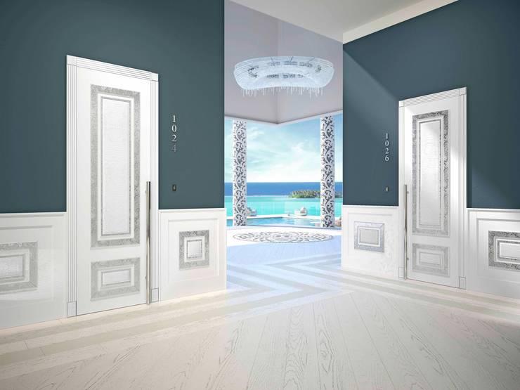 Fenêtres de style  par Romagnoli Porte,