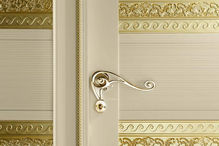 Projekty,  Okna zaprojektowane przez Romagnoli Porte