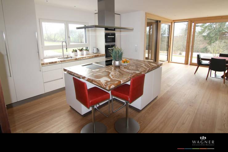 Keuken door Wagner Möbel Manufaktur