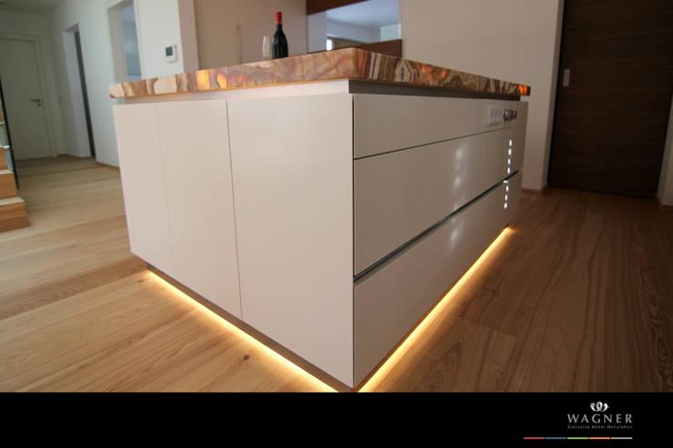 Küche:  Küche von Wagner Möbel Manufaktur