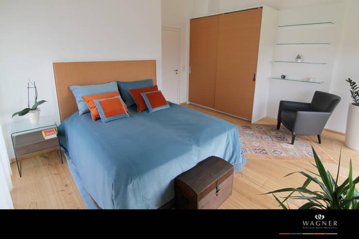 Bedroom by Wagner Möbel Manufaktur