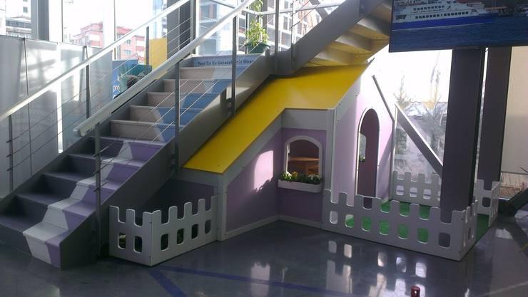 Bersa İç ve Dış Ticaret Ltd. Şti. – Oyun Evi:  tarz Çocuk Odası