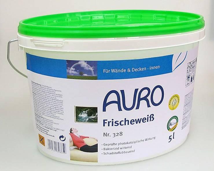 Pitture per interni 100% naturali, atossiche, certificate ...