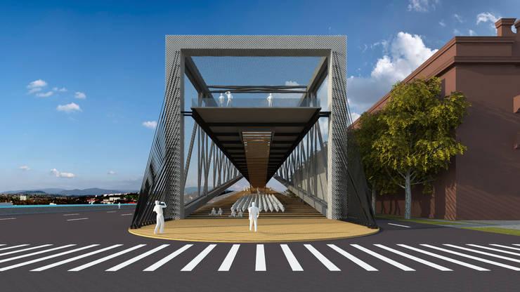 SELIM SENIN – Baltık Yolu Anıtı:  tarz