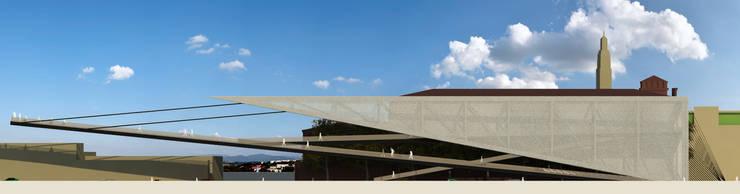 SELIM SENIN – Baltık Yolu Anıtı: modern tarz , Modern