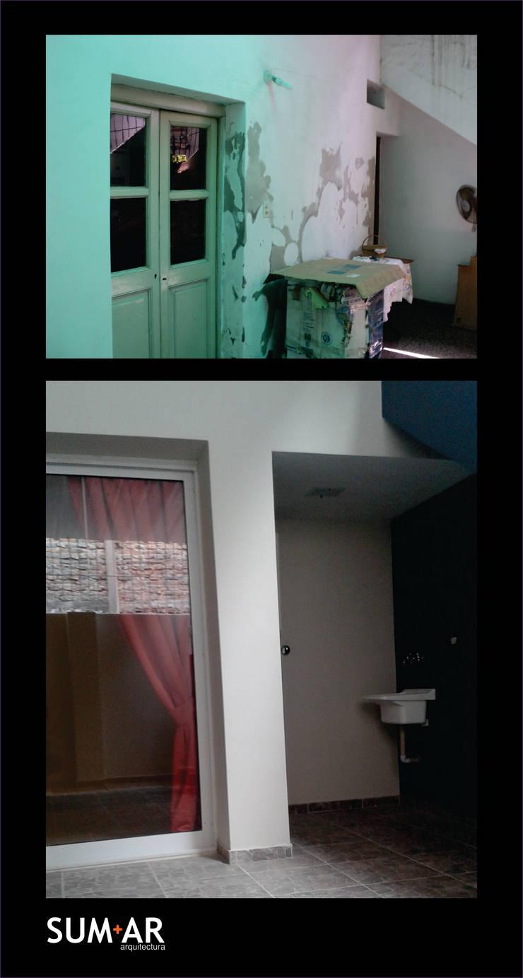 Remodelación Vivienda P de SUM+AR arquitectura