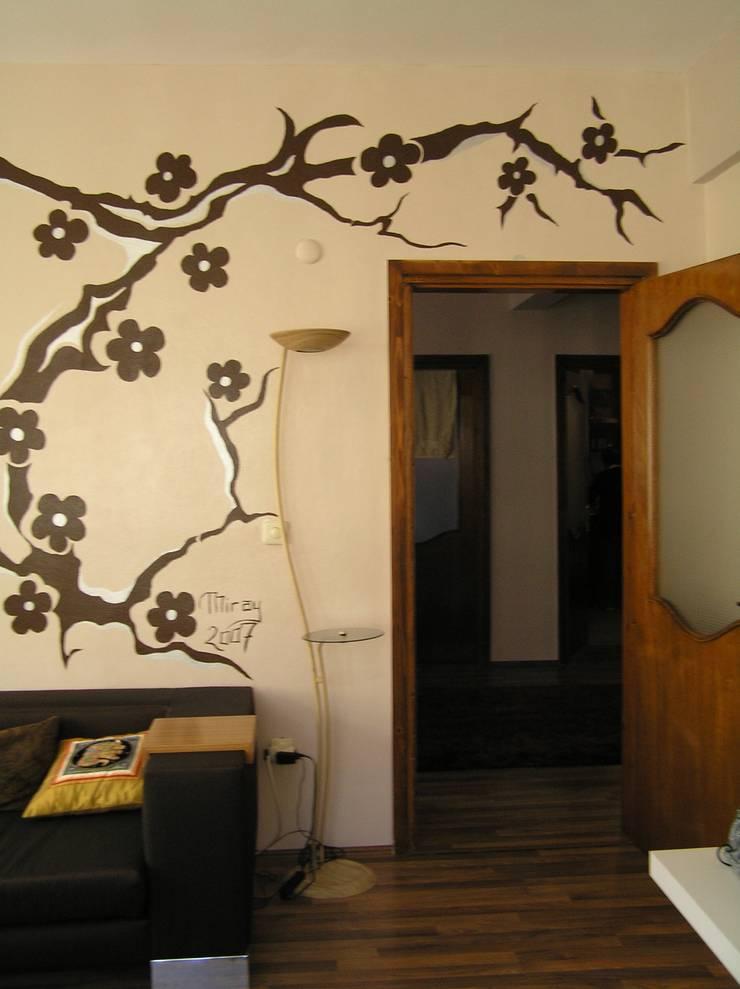 İSTANBUL TASARIM FABRİKASI – özel duvar resmi:  tarz , Klasik