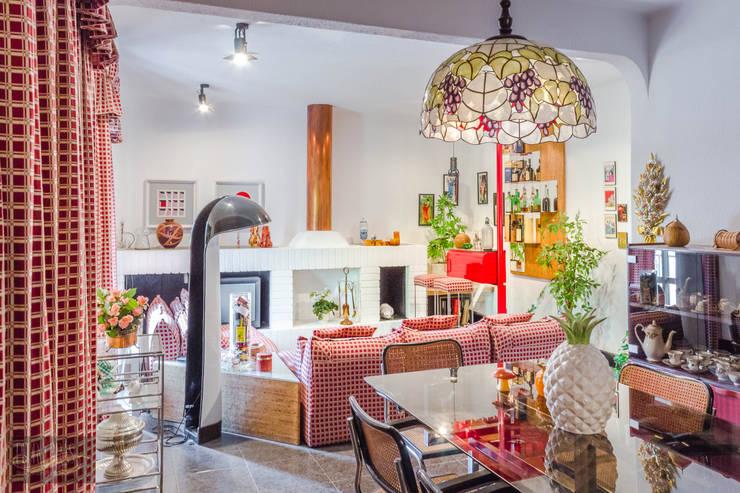 Sala de Jantar: Salas de jantar  por Pedro Brás - Fotografia de Interiores e Arquitectura | Hotelaria | Imobiliárias | Comercial