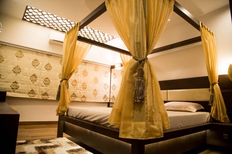 غرفة نوم تنفيذ Intraspace