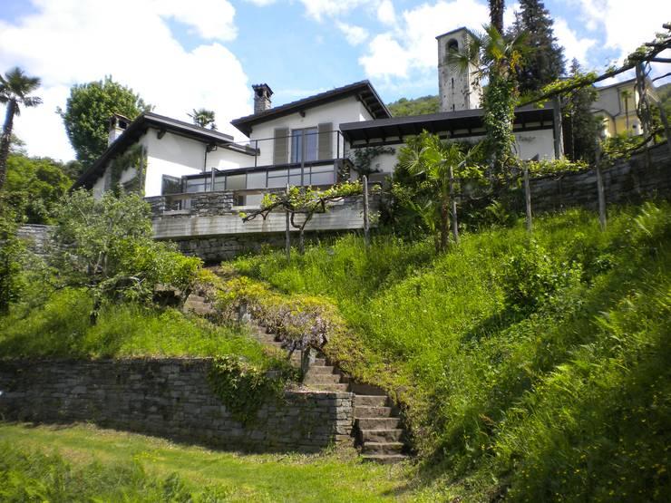 vakantiewoning:  Huizen door Studio Groen+Schild
