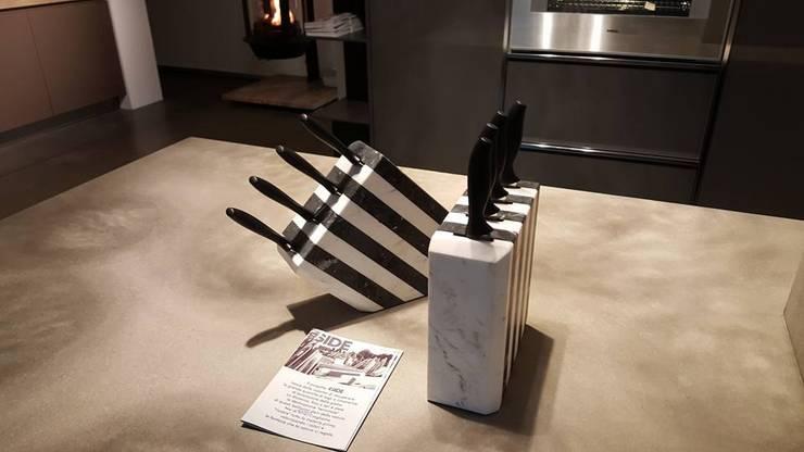 Projekty,  Kuchnia zaprojektowane przez Persiceto Marmi