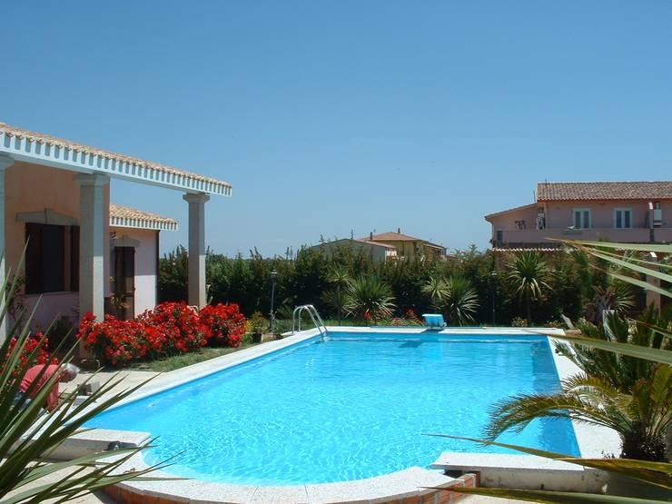 Quanto costa veramente una piscina in giardino - Quanto costa una piscina interrata ...