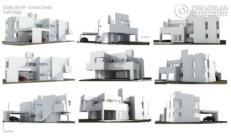 Casa AK10 de PH Arquitectos