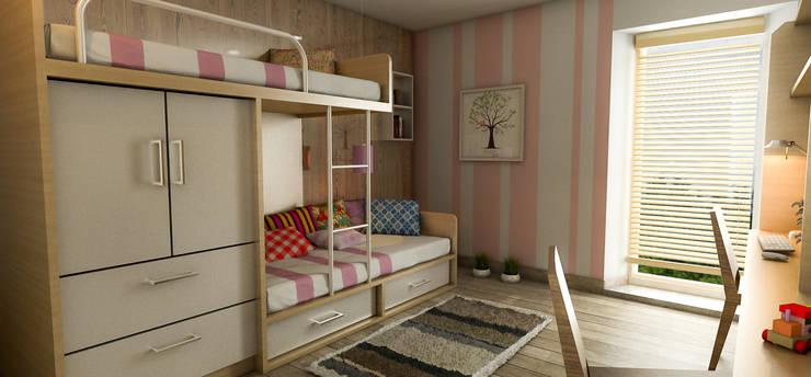 Tomas Andres의  침실