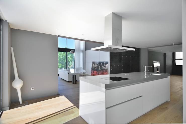 moderne Keuken door MODULAR HOME