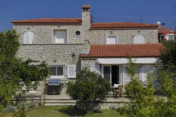 บ้านและที่อยู่อาศัย by İBRAHİM TOPAL YAPI & MİMARLIK