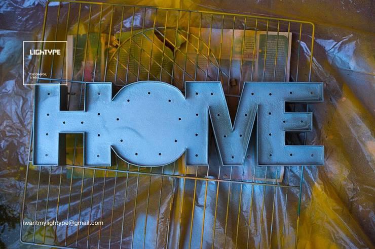 HOME TYPE: Casa  por LIGHTYPE