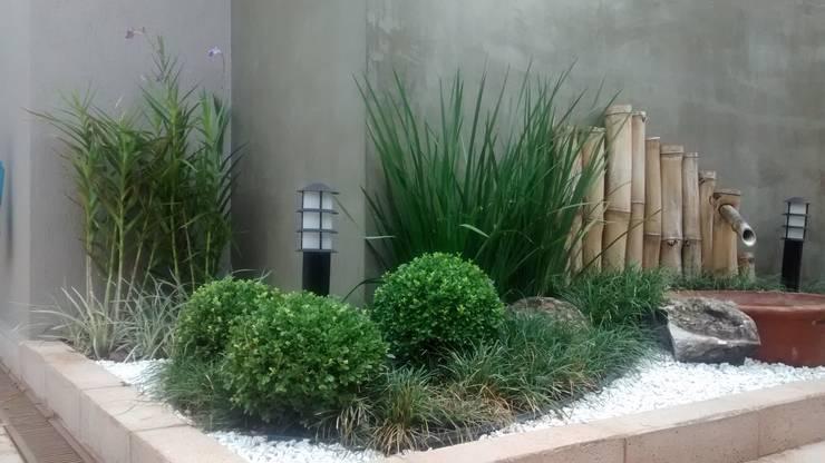 Projeto Paisagismo: Jardins modernos por Borges Arquitetura & Paisagismo